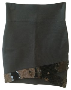 BCBG Max Azria Skirt Black