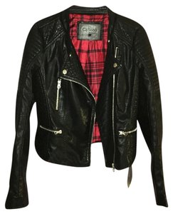 Ci Sono Punk Zippers Hot Topic Goth Riot Motorcycle Jacket