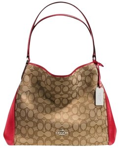 Coach Phoebe Satchel Tote Handbag Shoulder Bag