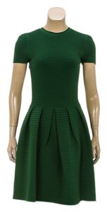 Valentino short dress Green on Tradesy