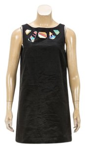 Emilio Pucci short dress Black on Tradesy