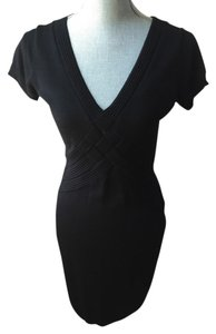 Marc New York short dress Black on Tradesy