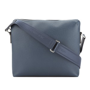Louis Vuitton Blue Messenger Bag