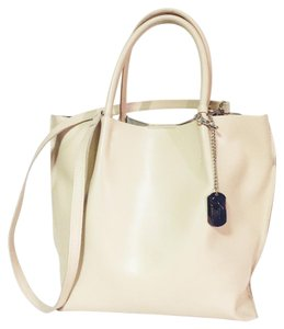 Nordstrom Satchel in white