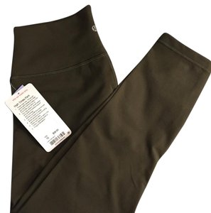 Lululemon lululemon military Green High Times e