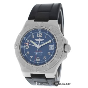 Breitling Men Breitling Colt GMT A32370 500M Automatic Chronometre Date 41mm