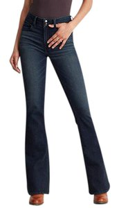 American Eagle Outfitters Stretch Flare Leg Jeans