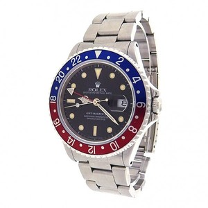 Rolex Rolex GMT-Master II 16710 Stainless Steel Oyster Automatic Pepsi Black