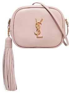 Saint Laurent Monogram Blogger Tassel Ysl Monogramme Cross Body Bag