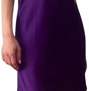 Nina Ricci Asymmetrical Silk Dress