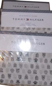 Tommy Hilfiger 3 Royal Arms sheet sets