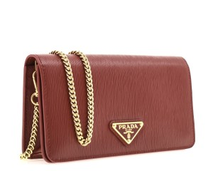 Prada Messenger Shoulder Clutch Cross Body Bag