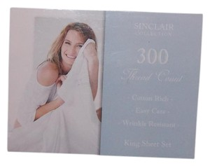 sinclair Collection 2 King sheet sets