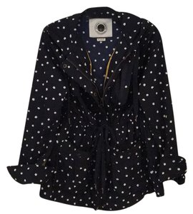 Daughters of the Liberation Navy with cream polka dots Jacket
