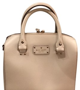 Kate Spade Satchel in Off White