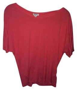 Old Navy Dolmain Sleeves T Shirt Coral