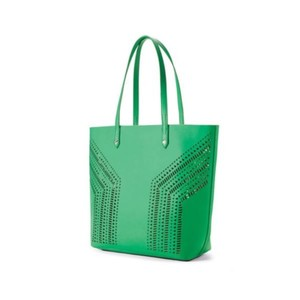 Stella & Dot Tote in Kelly Green