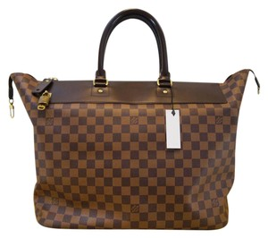 Louis Vuitton Lv Greenwich Pm Damier Boston Satchel