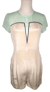 Charlotte Ronson Romper Dress