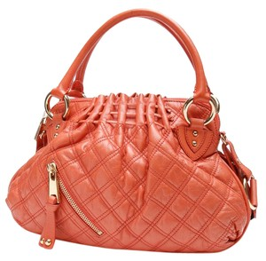 Marc Jacobs Satchel in Papaya (Coral/Orange)