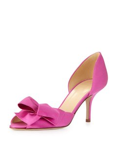 Kate Spade Wedding Prom Homecoming Fuschia Pumps