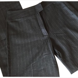 Burberry London Trouser Pants Charcoal