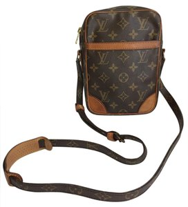 Louis Vuitton Danube Danube Monogram Cross Body Bag