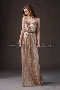 Belsoie Light Gold L184065 Dress