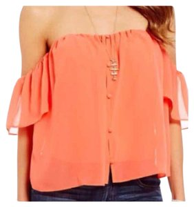 Guess Top Coral