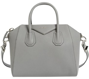 Givenchy Antigona Sugar Tote in grey