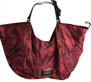 Valentino Tote in Black and red
