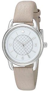 Kate Spade KateSpade New York Women's Silver-Tone Boathouse Watch KSW1163