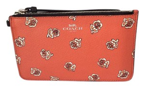 Coach Nwt New With Tags Wristlet in Watermelon / Black