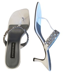 Jennifer Moore WHITE Sandals