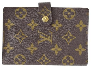 Louis Vuitton K303 Monogram Leather Notebook Agenda PM Planner Card Case