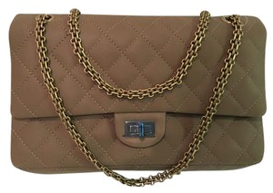 Chanel Icon 2.55 Classic Calfskin Strap Shoulder Bag