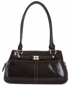 Giani Bernini Florentine Leather Michael Kors Shoulder Bag