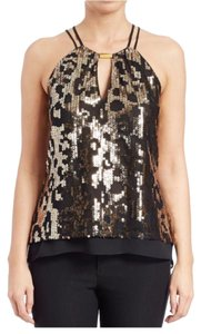 Guess Top Black gold