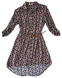 Ya Los Angeles short dress Multi on Tradesy