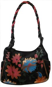 Biacci Hand Painted Shoulder Bag
