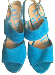 Kelsi Dagger blue Sandals