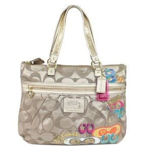 Coach Tote in Multicolor