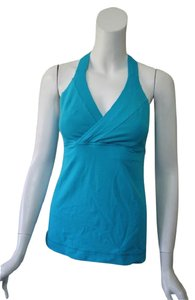 Lululemon Lululemon Deep Breath Tank, Surge, Teal, Size 6