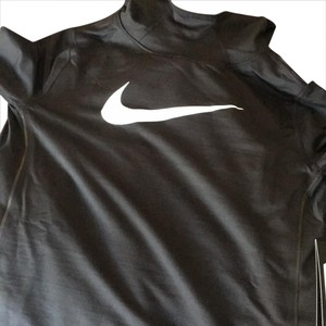 Nike new nike pro hyperwarm pull over. This item is actually a girls XL, but fits and adult small.