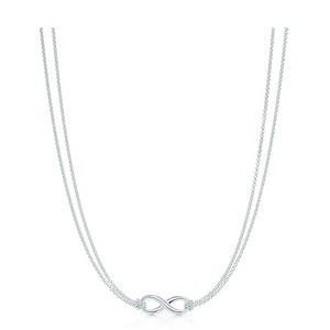 Tiffany & Co. Sterling Silver Infinity Pendant