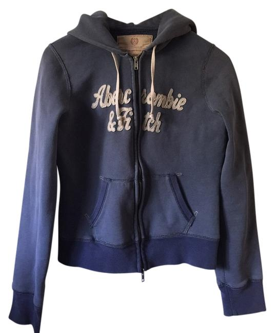 Preload https://item3.tradesy.com/images/abercrombie-and-fitch-blue-hoodie-2092372-0-0.jpg?width=400&height=650