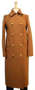 J.Crew Double Breasted Gold Buttons Coat
