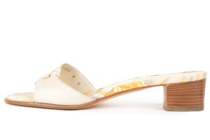 Salvatore Ferragamo yellow Sandals
