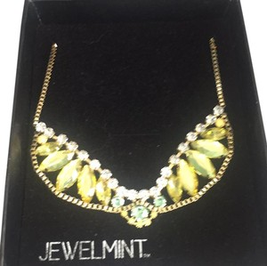 JEWELMINT Stunning JEWELMINT Statement Necklace