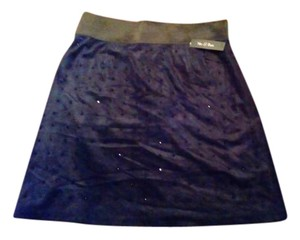 NIC+ZOE Skirt Black